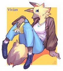 Vivian (doubutsu No Mori)