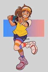 Female Protagonist (New Pokémon Snap)