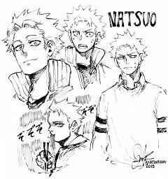 Todoroki Natsuo