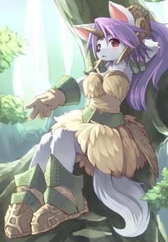 Sierra (LEGEND OF MANA)