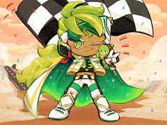 Kiwi Cookie (Maverick of the Circuit)