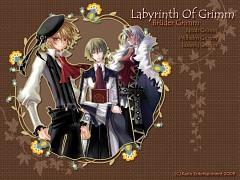 Labyrinth Of Grimm