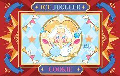 Ice Juggler Cookie