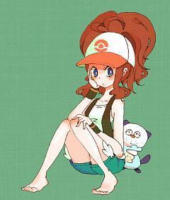 Hilda (pokemon)