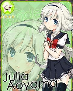 Aoyama Julia