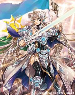 Leading Jewel Knight Salome