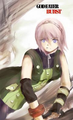 Daiba Kanon (God Eater)