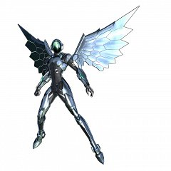 Silver Crow