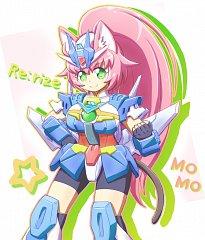 Momo (Gundam Build Divers)