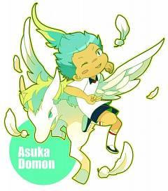 Domon Asuka