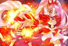 Cure Scarlet