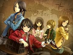 Pirate Squadron Gokaiger