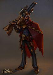 Graves (League of Legends)