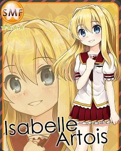 Isabelle Artois