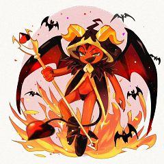 Devil Cookie (Horns of Gold)
