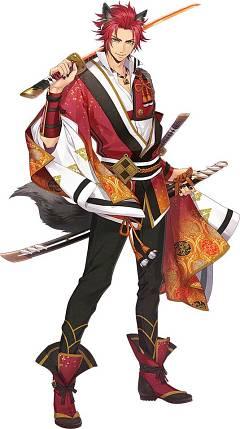 Takeda Shingen (Sengoku Night Blood)