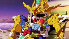 Zhao Yun 00 Gundam