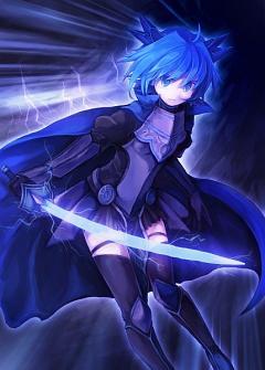 Darkness Maiden Macha (Cosplay)