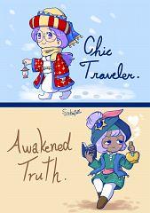 Alchemist Cookie (Awakened Truth)