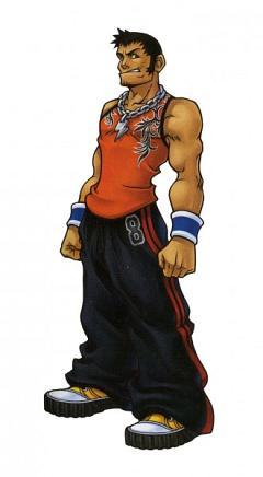 Raijin (Final Fantasy VIII)