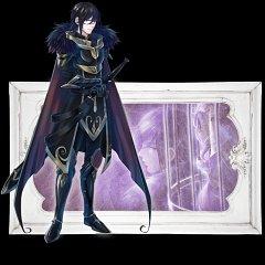 Black Knight (Zettai Meikyuu Himitsu No Oyayubi-hime)