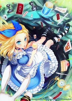 Alice (Magic Knight Armageddon)