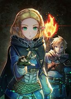 Zelda no Densetsu: Breath of the Wild 2