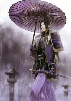 Akechi Mitsuhide (Sengoku Musou)