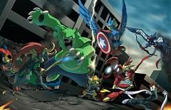The Avengers (Parody)