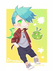Dino-Sour Cookie