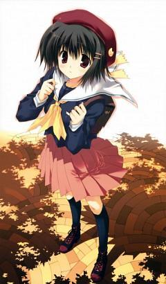 1998-2005 Leaf Illustrations Misato Mitsumi Edition