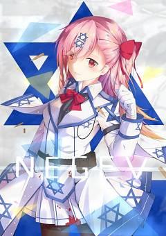 Negev (Girls Frontline)