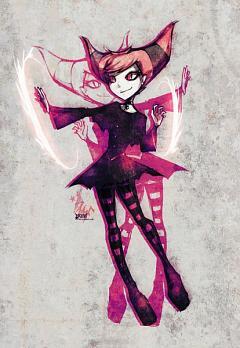 Jinx (The Teen Titans)