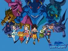 Blue Dragon - Tenkai No Shichi Ryu
