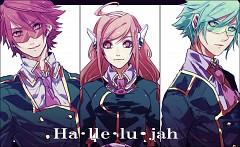 Ha・lle・lu・jah