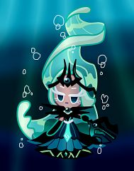 Sea Fairy Cookie (Dread Trident of the Abyss)