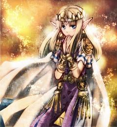 Zelda (Kamigami no Triforce)