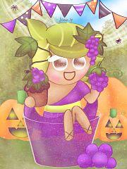 Herb Cookie (God Of Grape Juice)