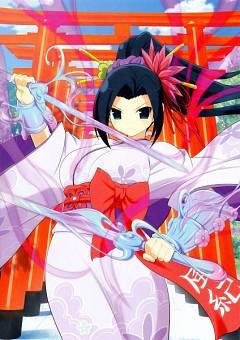 Chihaya (Senran Kagura)