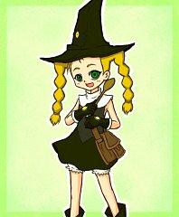 Eva (Tweeny Witches)