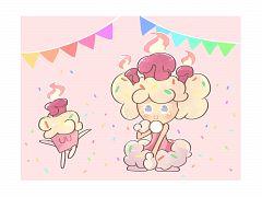 Birthday Cake Cookie