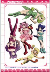 Tokyo Mew Mew Official Fanbook