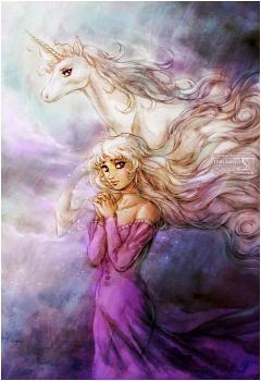 The Last Unicorn (Character)