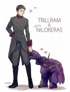 Trillram (Aldnoah Zero)