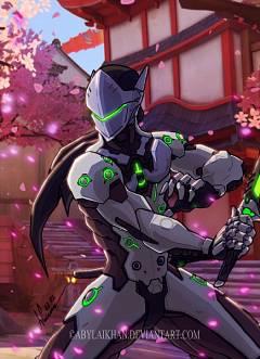 Genji (Overwatch)
