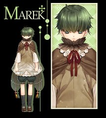 Marek (Moujuu-tachi to Ohime-sama)