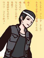 Hattori Hanzou (To Aru Majutsu no Index)