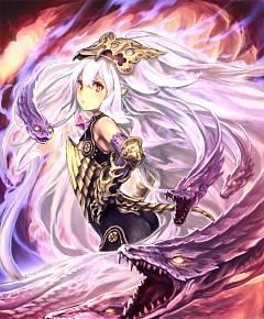 Medusa (Shingeki no Bahamut)
