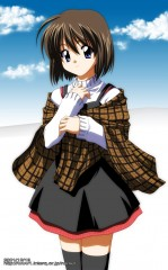 Misaka Shiori