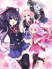 Date A Live: Twin Edition Rio Reincarnation